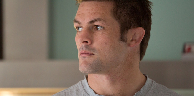 Loading Intimate recordings of Richie McCaw will be included in his upcoming movie documentary, Chasing Great.