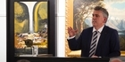 Watch: Watch: McCahon and Goldie paintings go under the hammer