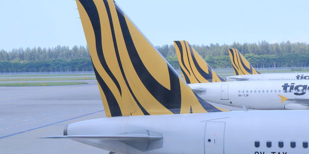 Tigerair was recently named as Australia's worst airline when it came to customer complaints. Photo / 123RF