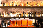 Trying local craft beers is a great travel perk. Photo / 123RF