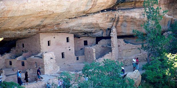 Ancient Pueblo cliff dwellings in Mesa Verde. Photo / 123RF