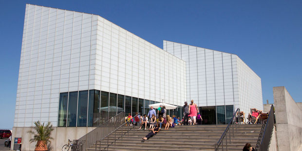 The Turner Contemporary Art Gallery opened in Margate in 2011. Photo / 123RF