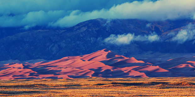 Great Sand Dunes - a 'sandbox of epic proportions'. Photo / 123RF