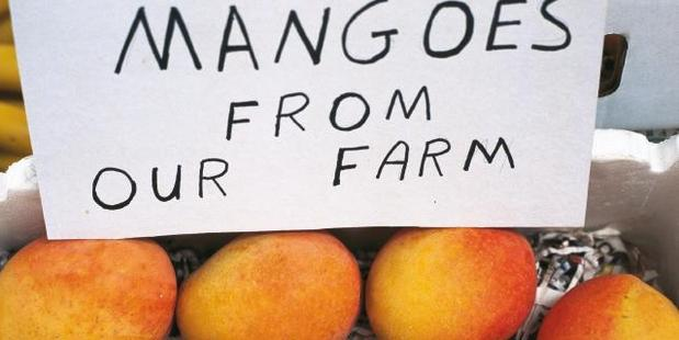 The region's fresh produce is the envy of the rest of Australia. Photo / Jenny Hewett