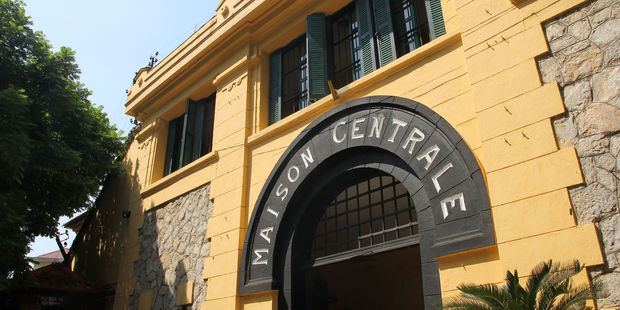Hoa Lo Prison was nicknamed the 'Hanoi Hilton' by American soldiers. Photo / 123RF