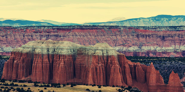 Capitol Reef is a wrinkle in time. Photo / 123RF