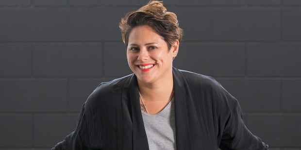 Teaming up with the talented minds of Paul Casserly and Charlotte Purdy, Anika Moa is to create her very own TV show on Maori Television. Photo / Greg Bowker