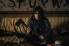 Winona Ryder plays Joyce Byers, mother of a missing son, in Stranger Things.