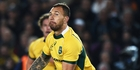 "The motivational psychologist was asked how to get a result on Saturday. ""Bring in Quade Cooper,"" he said. ""Mate,"" said the psychic, ""we're stuffed."""