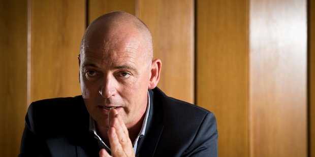 """Theo Spierings and his team at Fonterra are driven by a """"value"""" philosophy. Photo / Jason Oxenham"""
