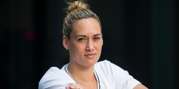 Silver Ferns netballer Cathrine Tuivaiti is parting ways with the Northern Mystics. Photo/Jason Oxenham.