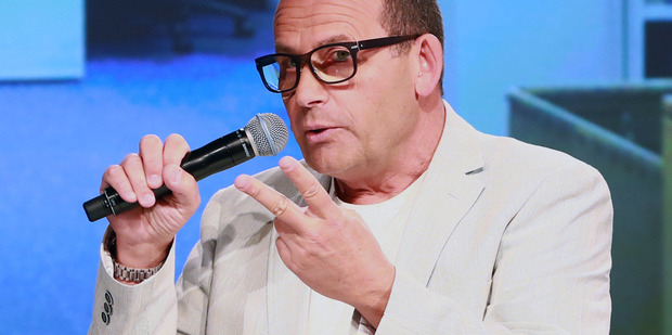 Loading Paul Henry has denied rumours he's moving from his morning slot to host a 7pm show.