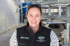 Ash-Leigh Campbell has gained insights into the importance of Māori values when it comes to dairy farming and agriculture.  Picture/Supplied