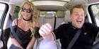 Watch: Watch: Is Britney Spears miming in Carpool Karaoke?