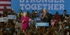 Watch: Hillary Clinton Keeps Stay-the-Course Strategy