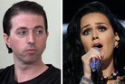 In an episode of Catfish, Spencer believes he's been in an online relationship with Katy Perry. Photo / YouTube, Getty Images