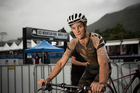 New Zealand mountain bike cross-country star Sam Gaze. Photo / File