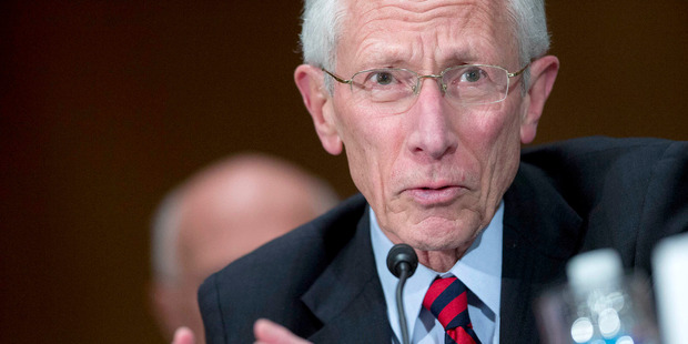 Federal Reserve Vice Chairman Stanley Fischer. Photo / Bloomberg