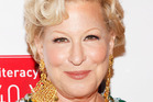 Bette Midler apologizes or her 'transphobic' tweet. Photo / Getty