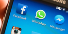 WhatsApp users could soon start seeing more targeted ads on Facebook. Photo / Getty Images
