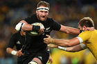 Kieran Read says his side are ready to back up their performance from last week as they try to retain the Bledisloe Cup for the 14th year. Photo / Getty Images