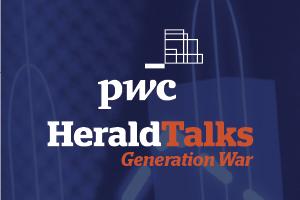 PwC Herald Talks: Generation War
