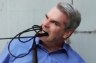 Henry Rollins performs his spoken word show in Auckland on Saturday night.