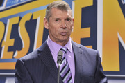 Vince McMahon. Photo / Getty Images.