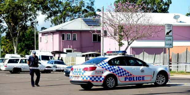 The stabbing occurred at Shelley's Backpackers in Home Hill. Photo / News Corp Australia