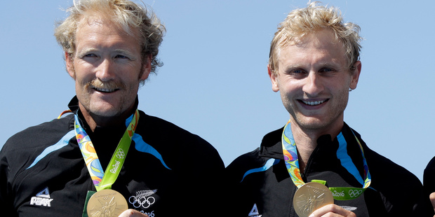 New Zealand has achieved a record medal haul in Rio, but hasn't quite matched their overall placing in London. Photo / AP