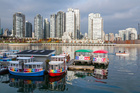Like Auckland, Vancouver has been a magnet for offshore investors. Photo / 123RF