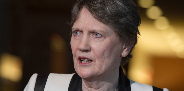 Former Prime Minister Helen Clark is one of five women candidates in the contest to become UN Secretary-General. Photo: United Nations