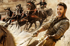 The 2016 remake of Ben-Hur is an 'epic fail'.