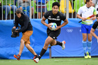 Sevens sensation Rieko Ioane is in line to play for the All Blacks in Saturday's test. Photo / Photosport