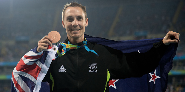 Nick Willis' bronze in the 1500m made him the oldest medallist in the event's Olympic history and reminded us of New Zealand's proud running history. Photo / PHOTOSPORT