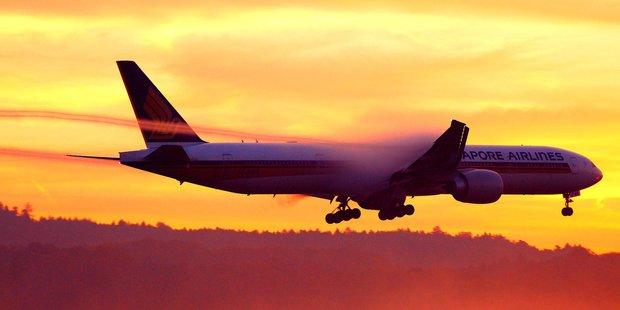 A Singapore Airlines 777-300ER. Photo / Aero Icarus