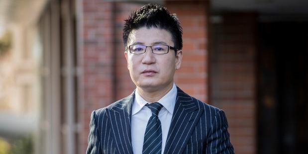 Millionaire businessman William Yan has forfeited $42.85 million to the police. Photo / Greg Bowker.