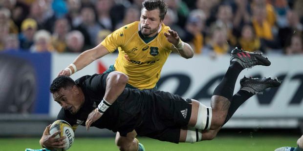 The All Blacks will be pleased with their performance. Photo / Brett Phibbs
