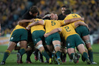 Australia were fairly awful in that first Bledisloe encounter. They know that. Photo / Brett Phibbs