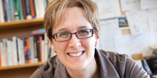 Loading Professor Julia Rucklidge has shown that better nutrition can improve mental health. Photo / Supplied