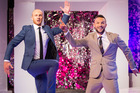 A new segment for the Jono and Ben show called Making Shapes is coming soon on TV3. Photo / Jason Oxenham