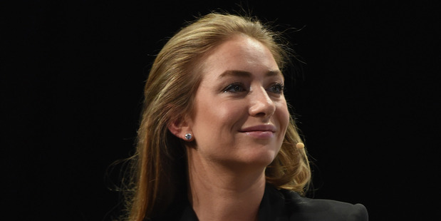 Tinder co-founder Whitney Wolfe. Photo / Getty Images
