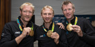 View: Photos: New Zealand Olympians homecoming
