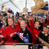 New Zealand Olympians welcomed home at the Cloud. Photo / Michael Craig