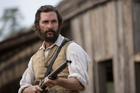 Matthew McConaughey stars in Free State of Jones.