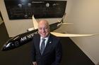 Air New Zealand CEO Christopher Luxon. Photo / Brett Phibbs