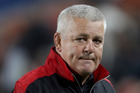 Warren Gatland. Photo / Getty Images.