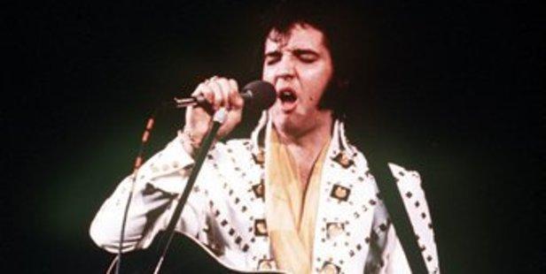 Shrines and churches around the world, like Australia's Presleytarian Church, already conduct Elvis worship. Photo / AP