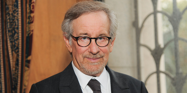 Filmmaker Steven Spielberg has kept many items from his own projects. Photo / AP