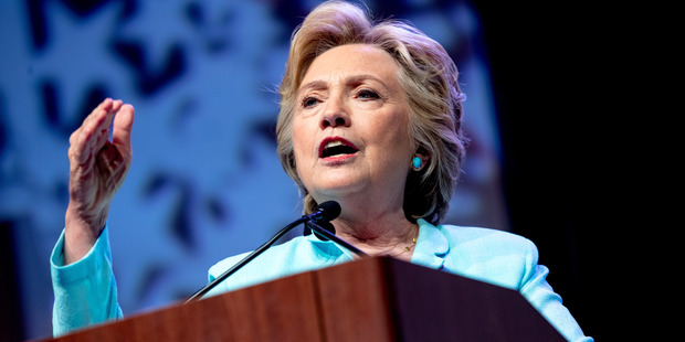 The 14,900 Hillary Clinton documents are nearly 50 percent more than the roughly 30,000 emails that Clinton's lawyers deemed work-related. Photo / AP